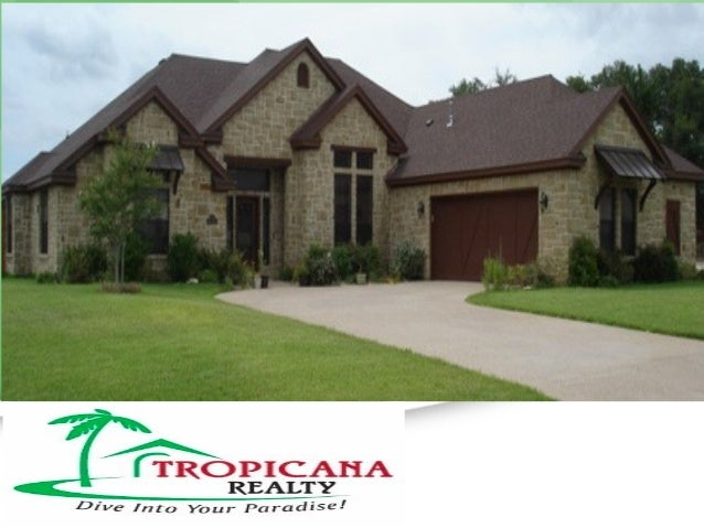 Tropicana Realty, a Real Estate and Property Management Company in Texas offers rental homes, sales and property managemen...