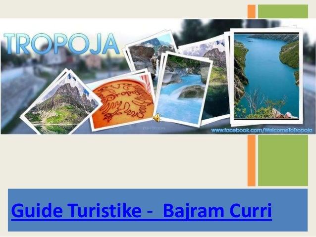 Guide Turistike TROPOJA