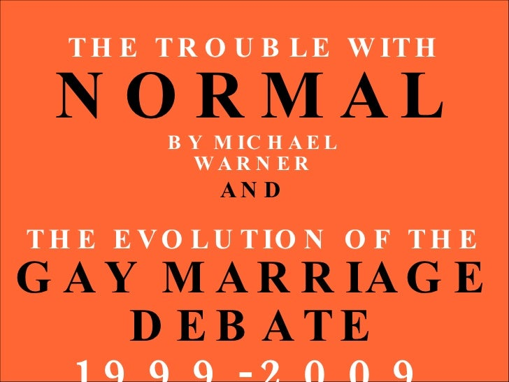 Troublewithnormal