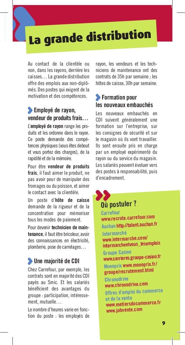 Trouver un emploi sans diplome hd corrjfp2septembre2013 v2 - Auchan recrute fr ...
