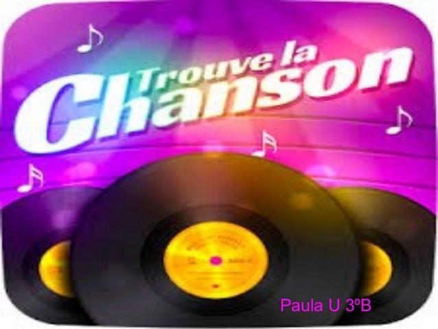 Paula U 3ºB