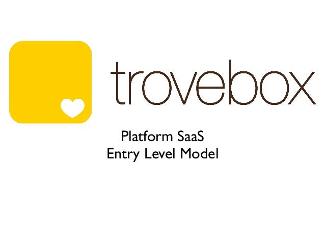 Trovebox Entry Level Offering