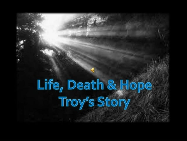 As Troy drove himselfand 3 friends homefollowing a night ofpartying he rolled hispickup. The first rollthrew him out. When...