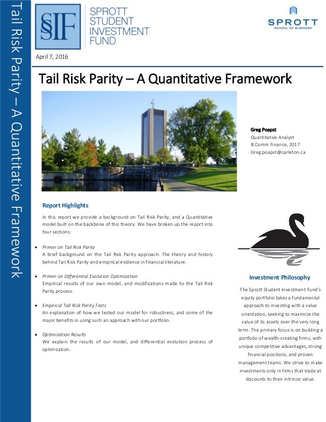 how to become a quantitative risk analyst