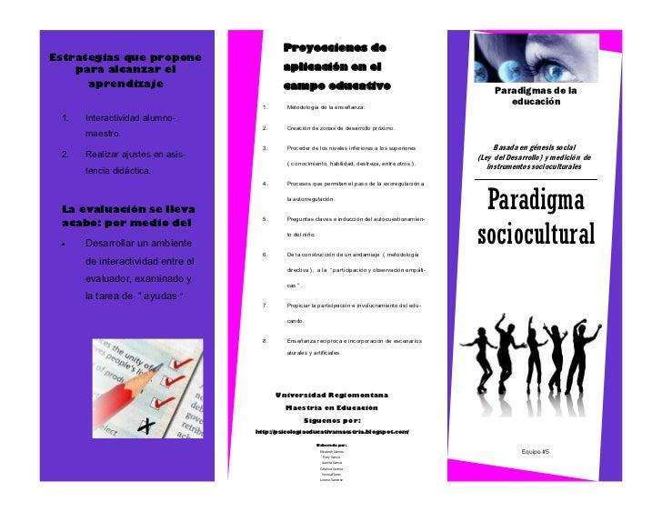 Proyecciones deEstrategias que propone    para alcanzar el                       aplicación en el      aprendizaje        ...