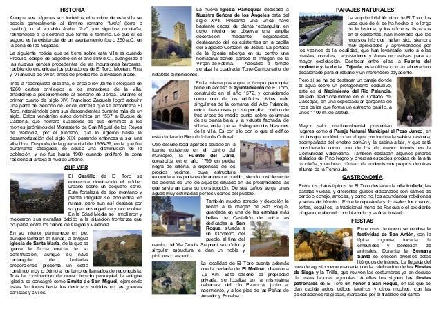 """HISTORIA Aunque sus orígenes son inciertos, el nombre de esta villa se asocia generalmente al término romano """"turris"""" (tor..."""