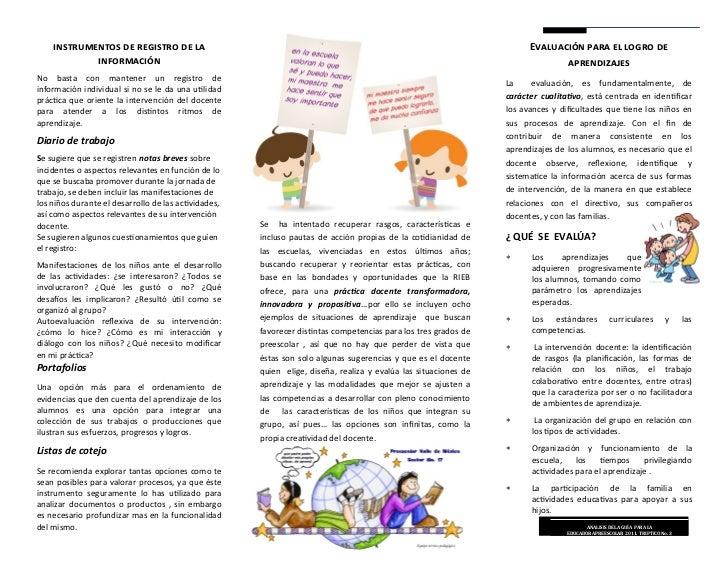 Tripticos Del Dia De La Educacion Inicial | MEJOR CONJUNTO DE FRASES