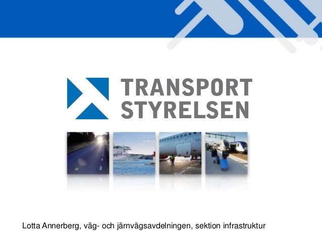 transport styrelsen