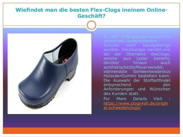 Wiefindet man die besten Flex-Clogs ineinem Online-  Geschäft?  In den AnfangstagenwurdeHolz  verwendet,dadieHasbeens-  Sc...
