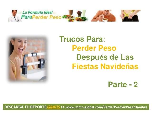 recetas de comida dietetica para bajar de peso