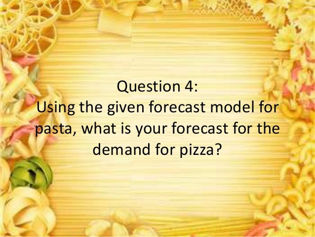 truearth forecast Truearth healthy foods: market research for a new product introduction (4065)  3  forecasting with regression analysis (9-894-007) 7.