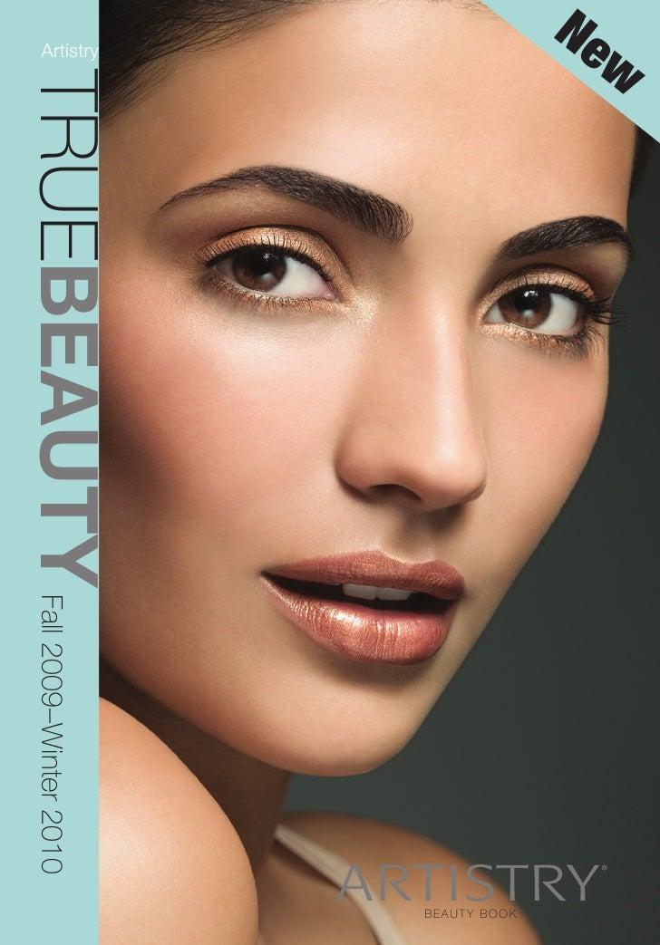Amway 2009/2010 True Beauty Catelog