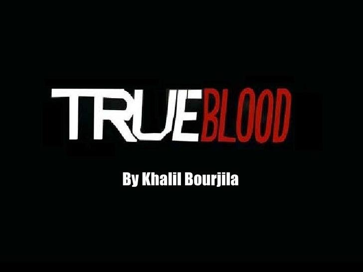 By Khalil Bourjila