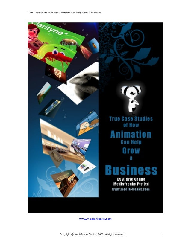 True Case Studies of How Animation Can Grow a Business