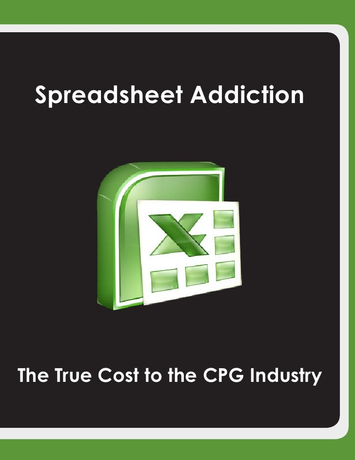 True cost of excel for managing your trade spend