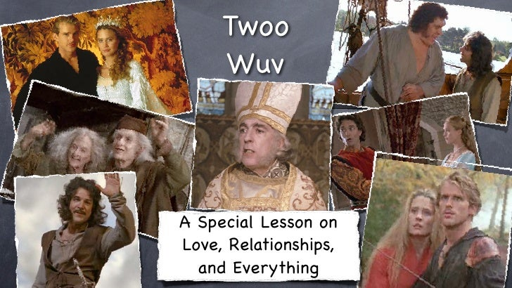 Twoo     WuvA Special Lesson onLove, Relationships,  and Everything