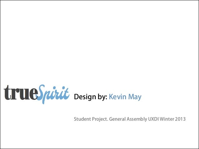 Design by: Kevin May