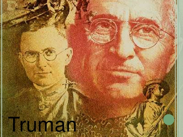 Truman Power Point
