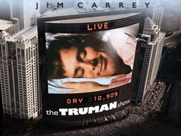 """the truman show analytical essay The truman show critical response - essay  how does """"the truman show"""" blur the edges between fact and fictionintroduction  truman show analytical essay."""