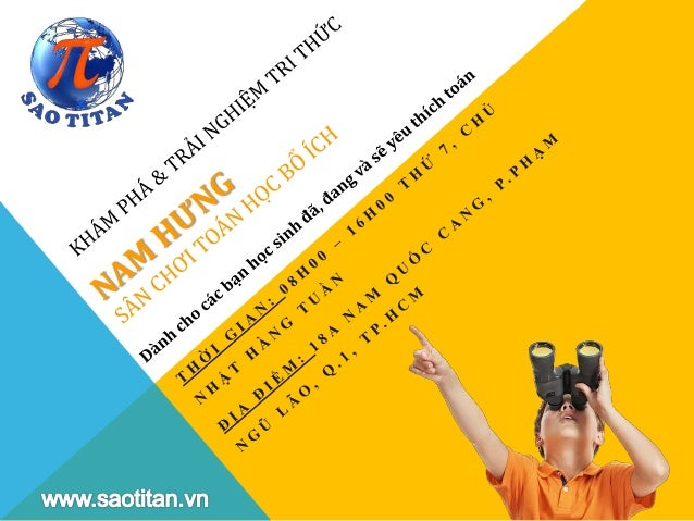 Truong Toan Nam Hung www.pimath.vn