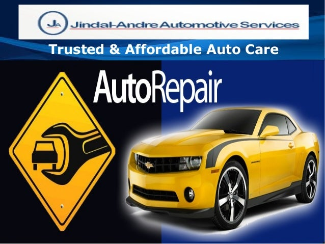 Trusted Affordable Auto Care Center In Washington Dc