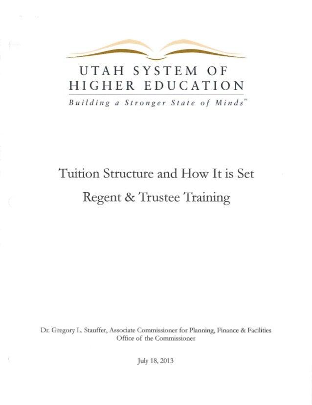 Trustee Training Tuition