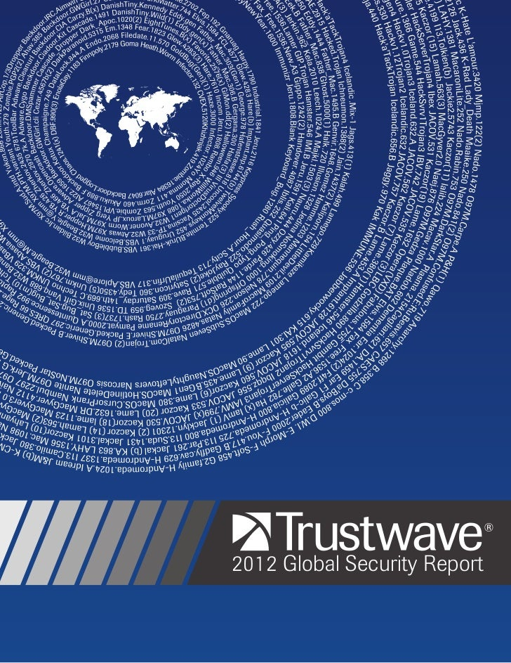 2012 Global Security Report