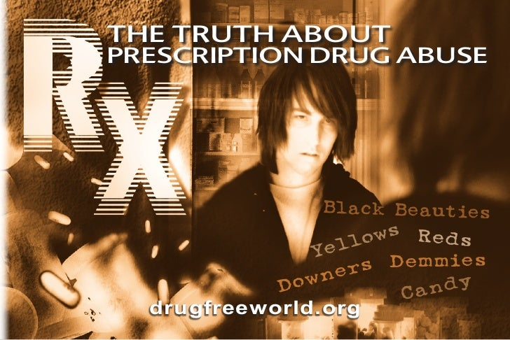 the truth aboutprescription drug abuse                Black Beauties                      ws Reds               Ye llo    ...