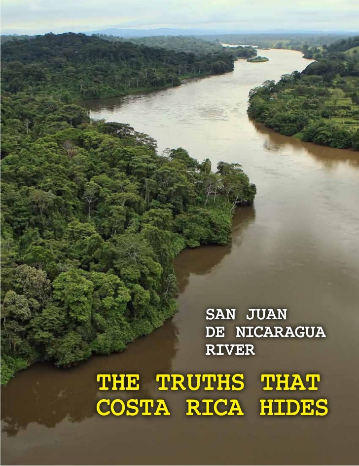 THE TRUTHS THAT COSTA RICA HIDES               1
