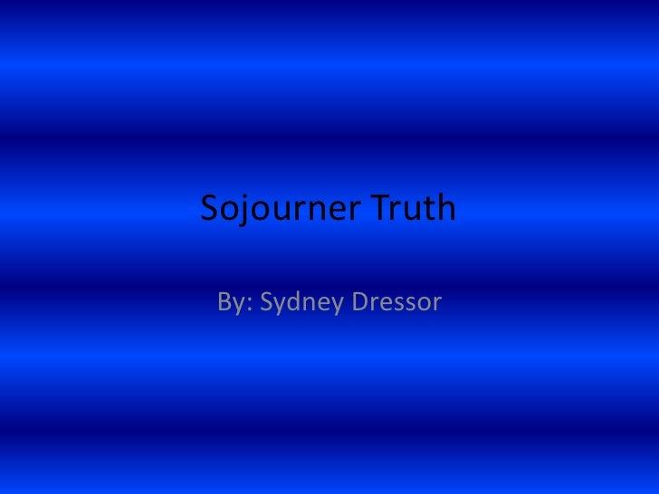 Truth Sydney