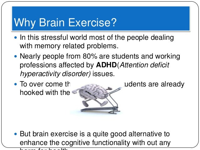 Medicine to improve working memory image 3