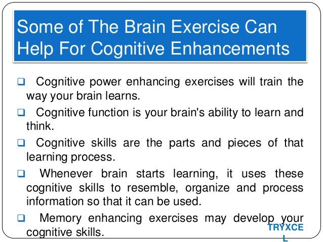 Memory enhancement supplements photo 2