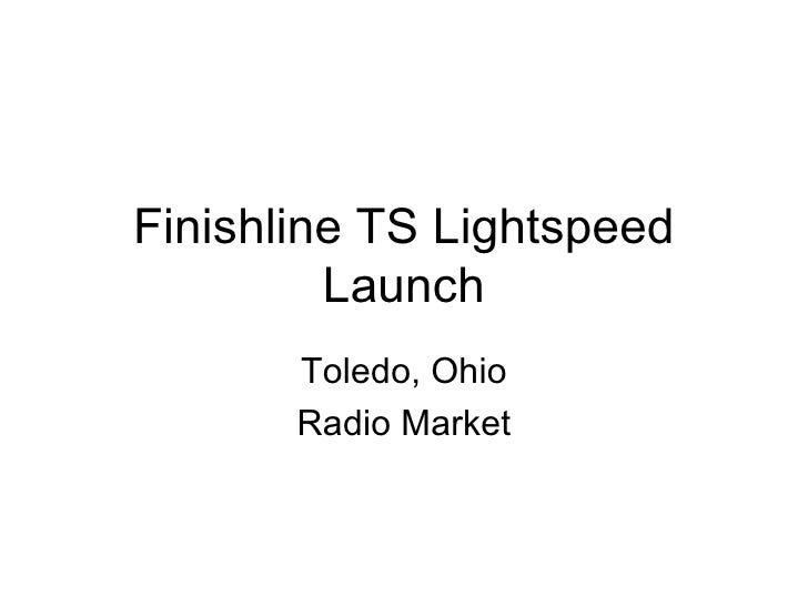 Ts Lightspeed Launch Powerpoint