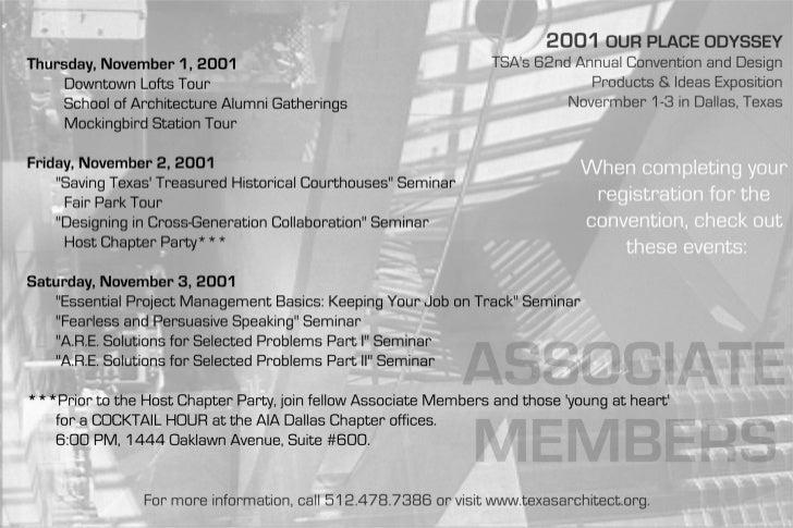Texas Society of Architects Intern card 1