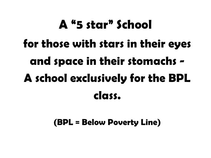"A ""5 star"" School<br />for those with stars in their eyes and space in their stomachs - <br />A school exclusively for the..."