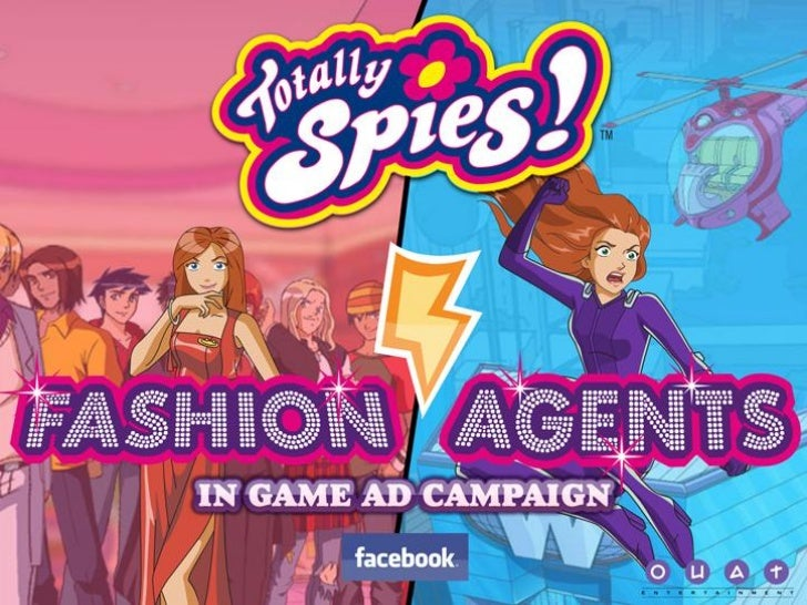 Totally Spies! Fashion Agents : In-Game Campaign