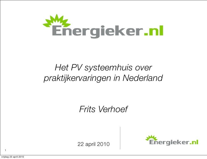 The Solar Future II - Frits Verhoef