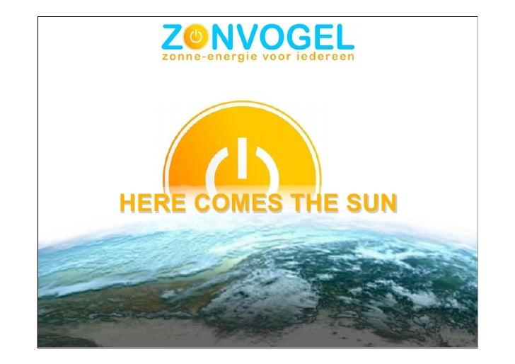 The Solar Future II - Peer de Rijk