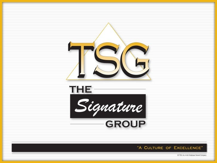 Tsg Signature Care Core Network Server Offering