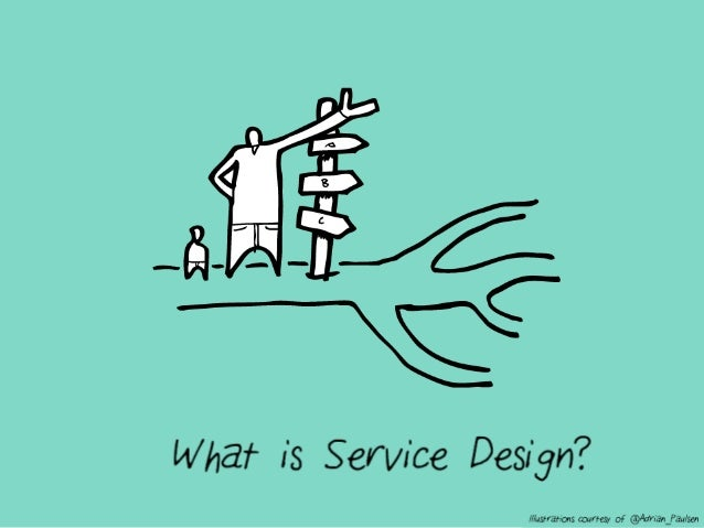What is service design? If you asked 10 people what service design is, you would end up with eleven different answers – at...