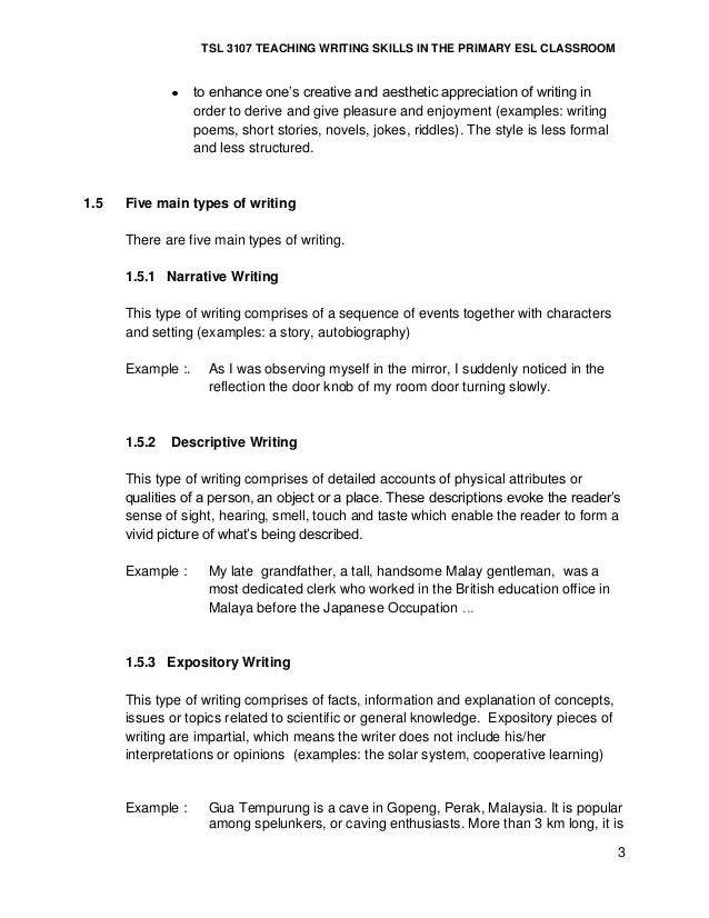 writing for life paragraph to essay by dj henry