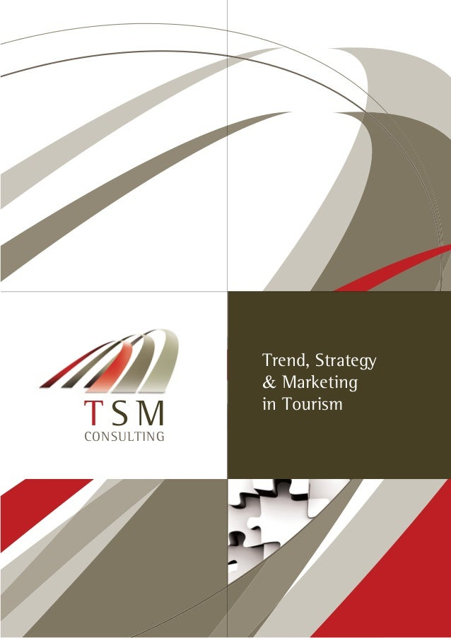 Brochure TSM Consulting - Trend Strategy & Marketing in Tourism (español)