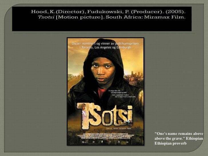Moview Review: Tsosti