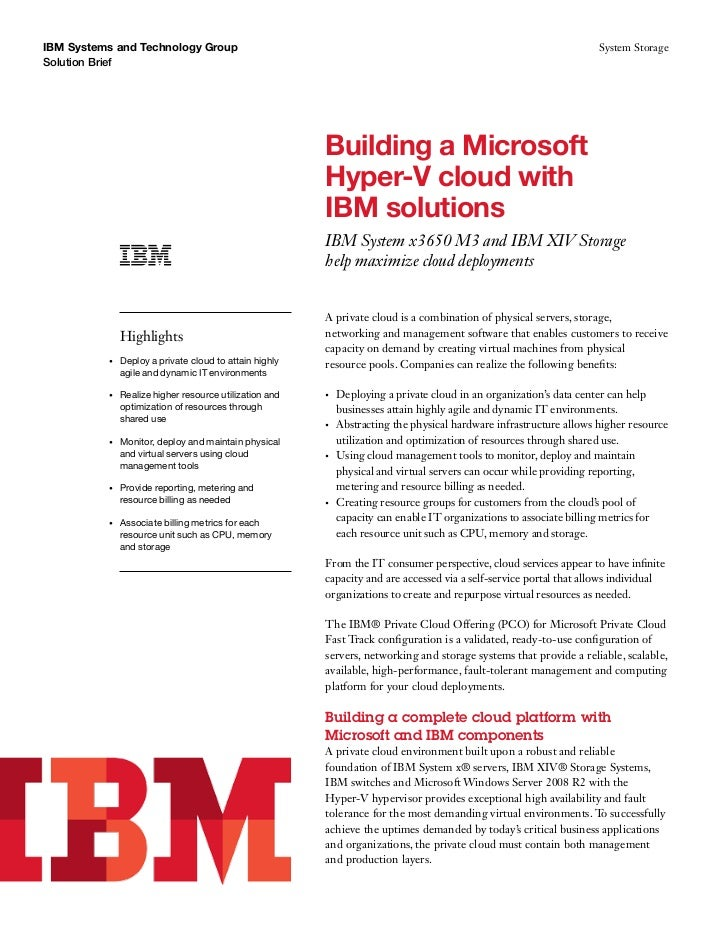 IBM Systems and Technology Group                                                                                      Syst...