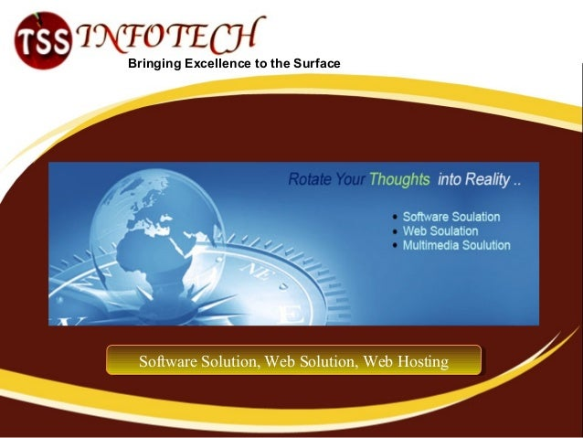 Bringing Excellence to the Surface Software Solution, Web Solution, Web Hosting  Software Solution, Web Solution, Web Host...