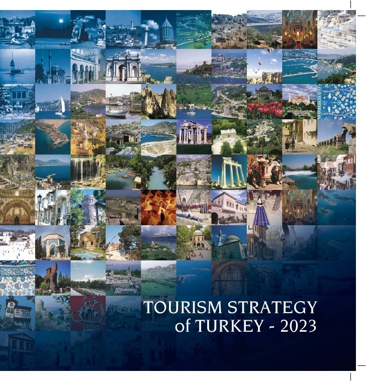 TOURISM STRATEGY   of TURKEY - 2023