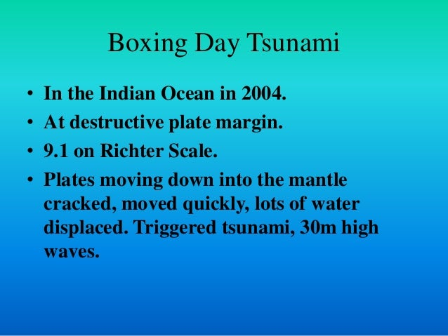 2004 Indian Ocean earthquake and tsunami - Wikipedia