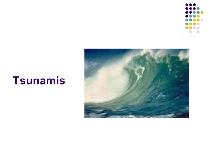 Tsunamis 1bg8