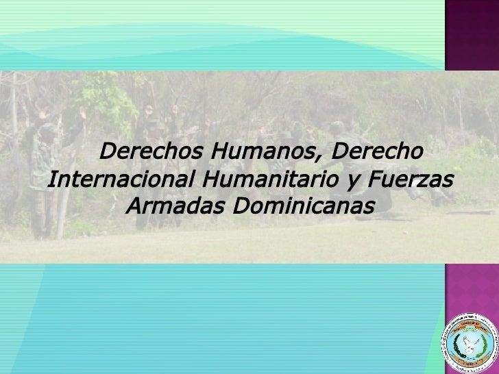 FUNCEJI Tte. Cor. Juan Perez Richiez Seminario Ddhh