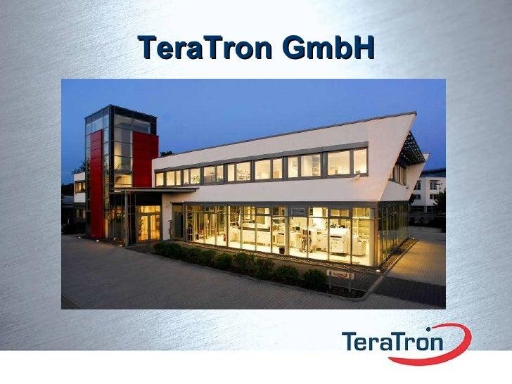 TeraTron GmbH